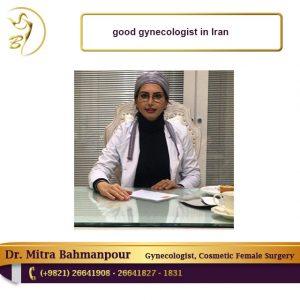 good gynecologist in Iran