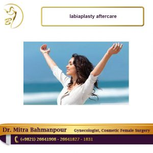 labiaplasty aftercares